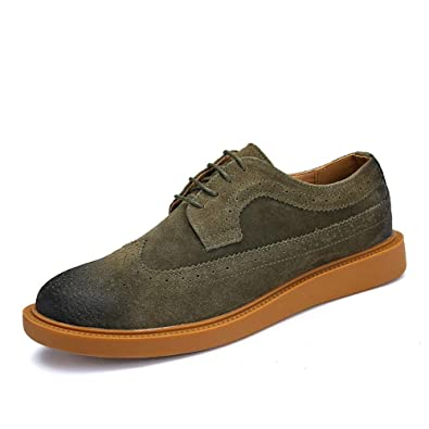 Easy Go Shopping Herren Business Oxford Casual Comfort