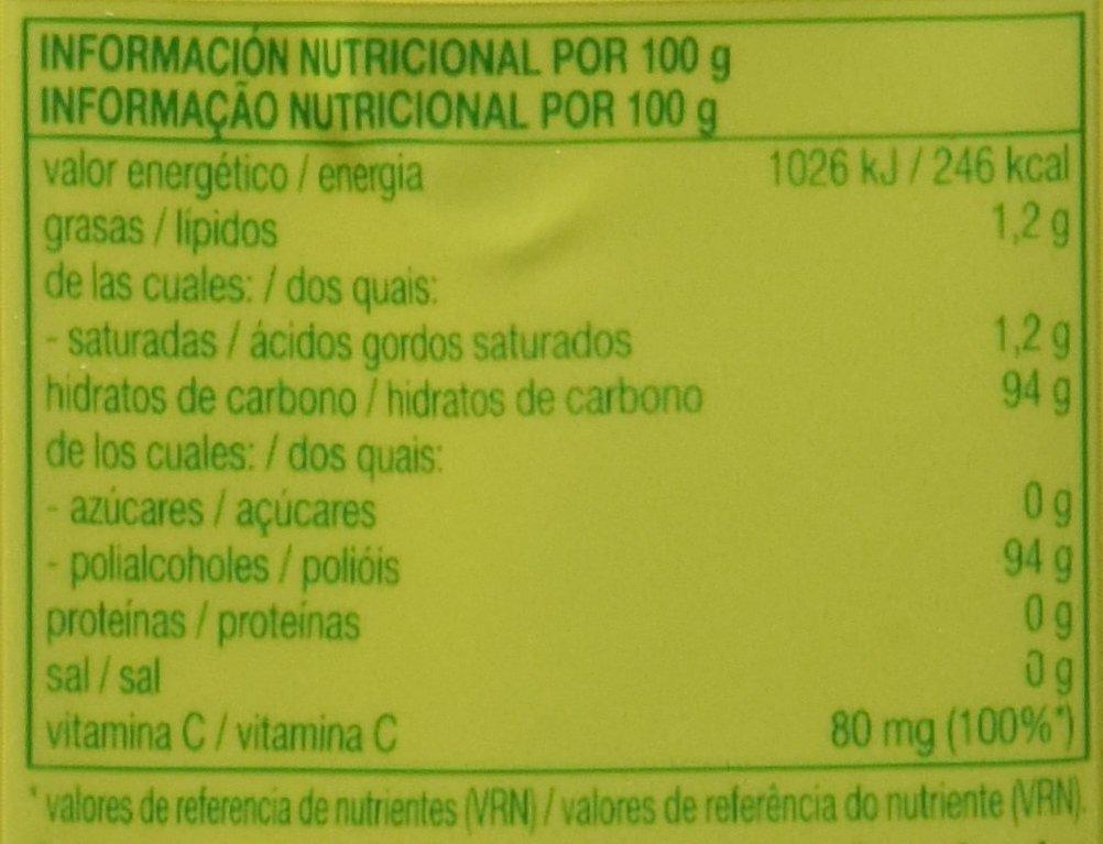 Smint - Caramelos comprimidos con Vitamina C sin azúcar - Sabor a limón - 50 unidades - [Pack de 3]: Amazon.es: Alimentación y bebidas