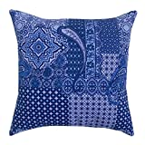 Multi-sized Both Sides Blue and White Porcelain Printed Stuffed Throw Pillow LivebyCare PP Cotton Insert Filling Filled Cushion Pattern Zipper For Hotel Decorative Decor Chair Sofa Couch
