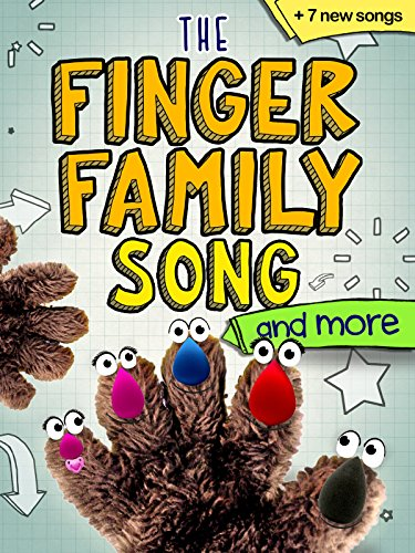 The Finger Family Song and More on Amazon Prime Video UK