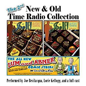 The 2nd New & Old Time Radio Collection Radio/TV Program