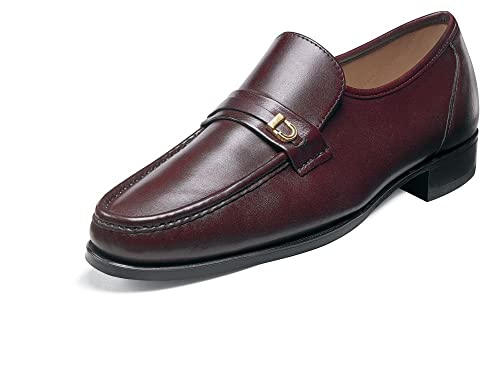 Florsheim Hombre como Imperial Mocasines, Color Marrón, Talla 46.5 EU A: Amazon.es: Zapatos y complementos