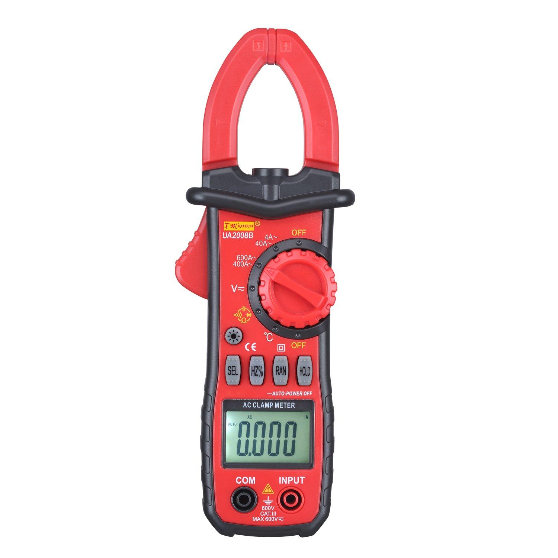 Current Clamp Meter : Dmiotech ua b a ac clamp meter multimeter testing