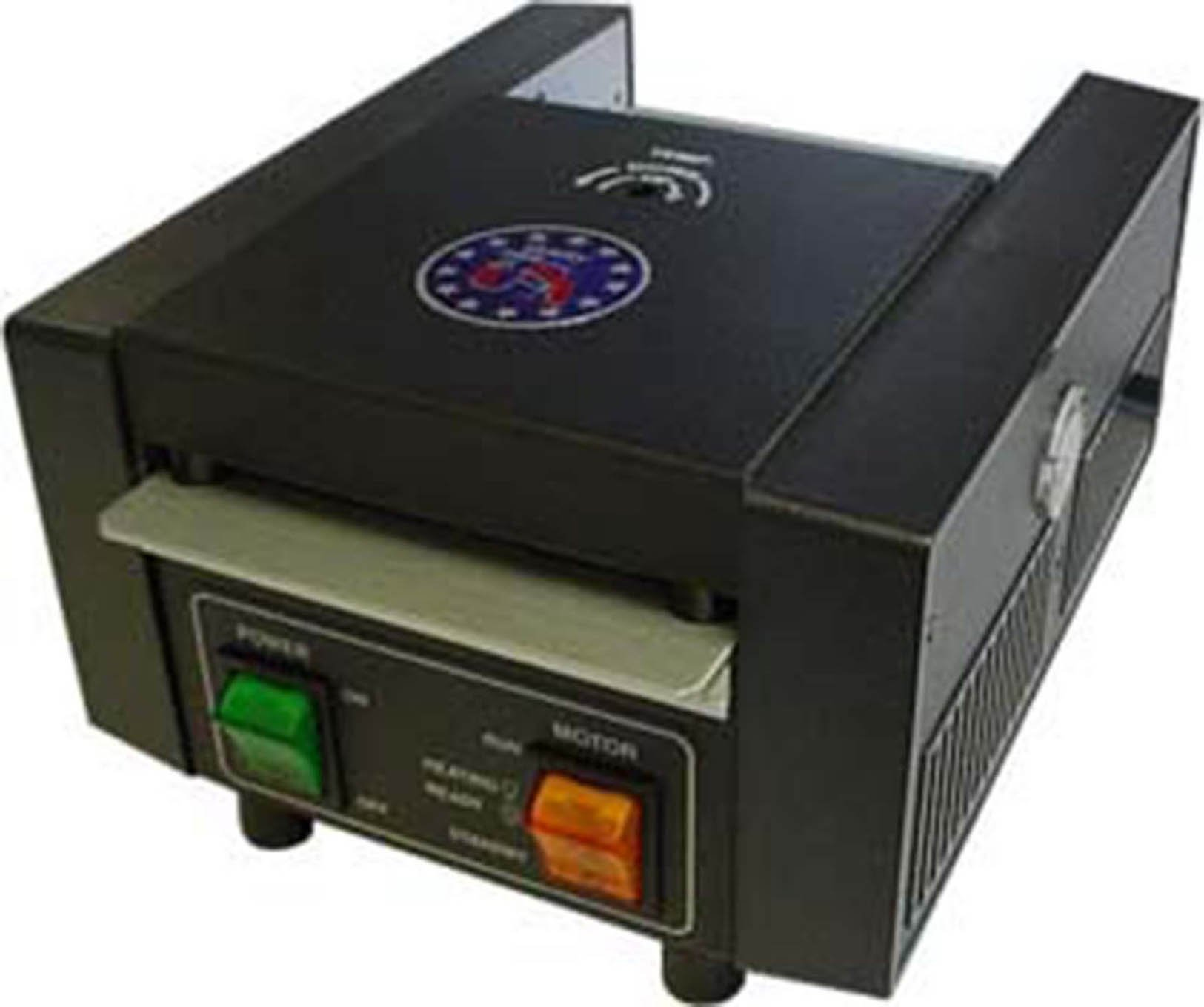 TLC 5500T Pouch Laminator & Thermometer 5 Year Warranty 4-7/16'' Laminating Machine