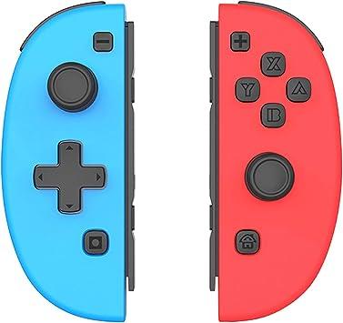 Controlador de Juego Izquierdo y Derecho para Nintendo Switch Pro ...