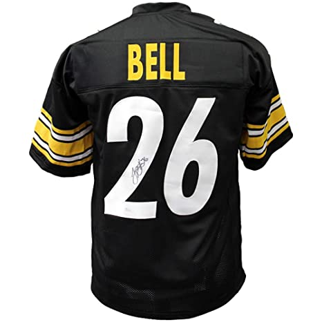 a5e4b8eb0 Le Veon Bell Pittsburgh Steelers Autographed Signed Custom Jersey - JSA  Authentic