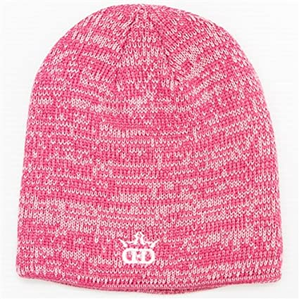 2528f9f3005 Amazon.com   Dynamic Discs DD Logo Marled Knit Beanie Winter Disc ...