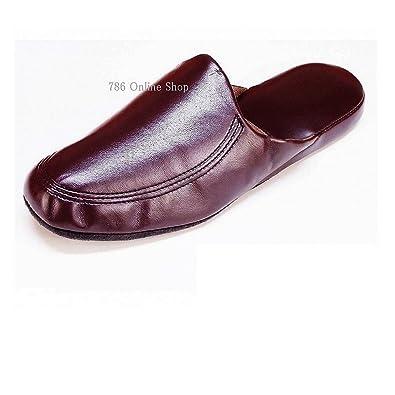 Herren Hausschuhe Badeschuhe (02C) Badelatschen Pantoffel Pantoletten Schuhe Neu
