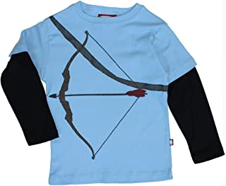 product image for City Threads Little Boys' Crossbow 2fer in Light Blue (c)