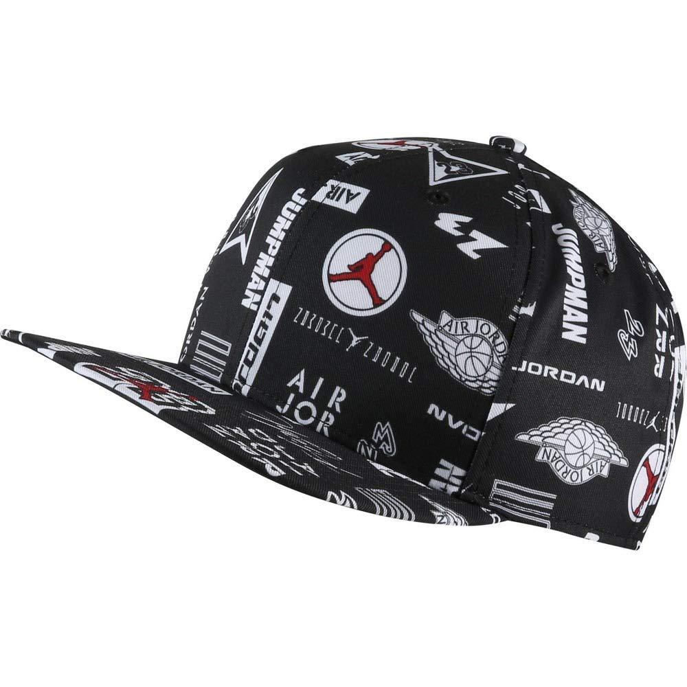 Nike Jordan PRO GFX AOP, Cappellino Unisex Adulto
