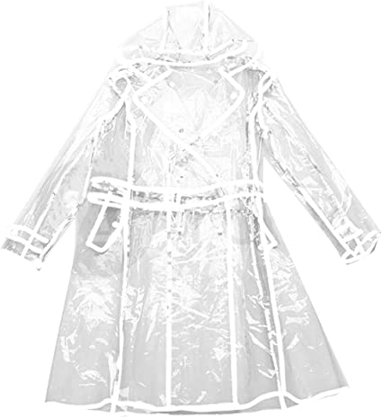 UNIQUEBELLA Regenmantel Eva Travel Regenbekleidung Regenjacke