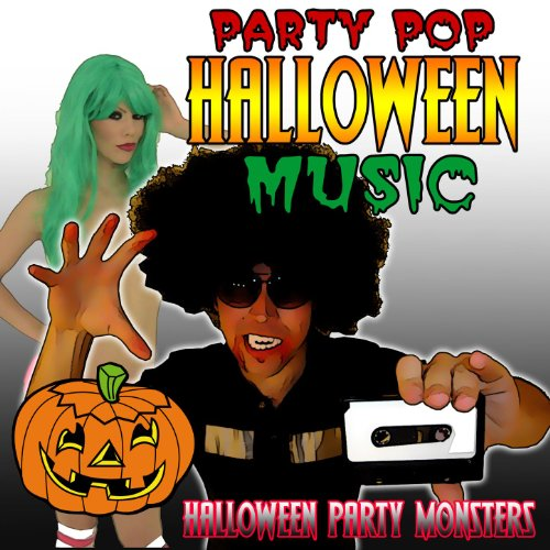 Party Pop Halloween Music -