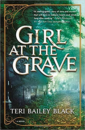 Image result for girl at the grave book