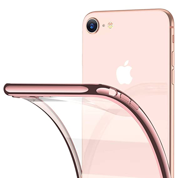 clear thin iphone 8 case