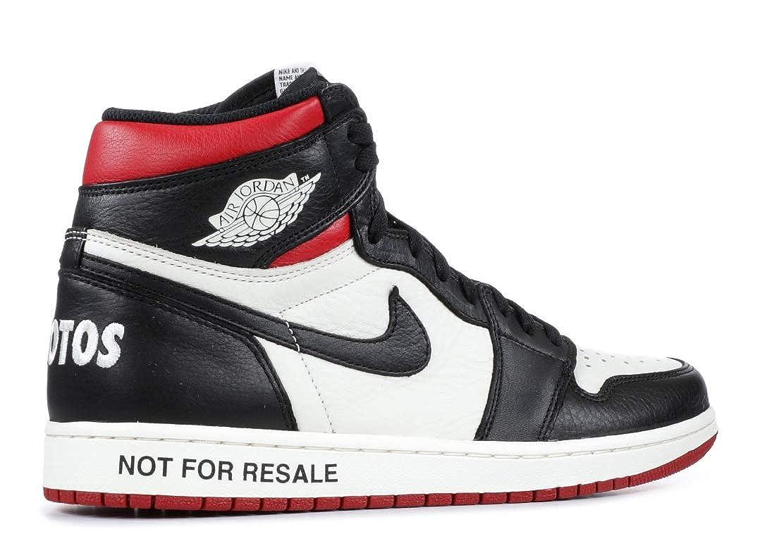 AIR JORDAN 1 Retro High Og Nrg Not for Resale 861428-106 Size 12.5