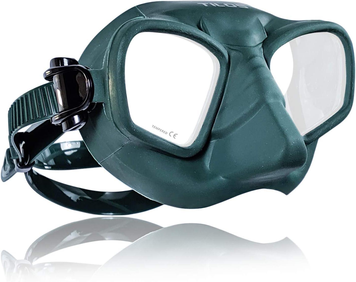Tilos Avengia, Scuba Diving Snorkeling Free Diving Frameless Mask