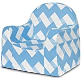 P'Kolino Children's Chair, Blue/White