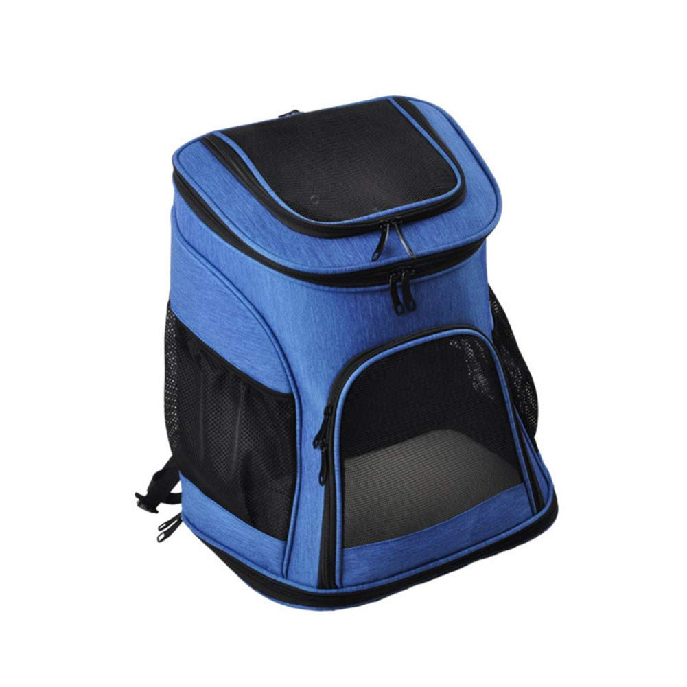 A ZHH pet backpack environmentally friendly portable pet backpack pet breathable backpack pet out backpack canvas pet backpack,A