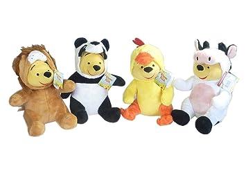 Disney 208550 – Peluche Winnie The Pooh en Animales Disfraz, ...