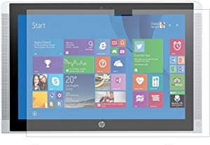 """PcProfessional Screen Protector (Set of 2) for HP Pavilion x2 10.1"""" n023dx Touch Screen High Clarity Anti Scratch Filter Radiation"""