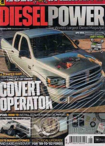 Diesel Power Issue 01