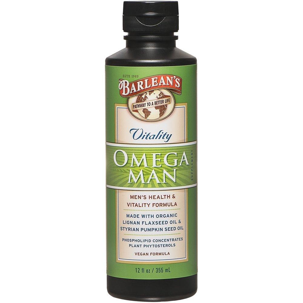 Barlean's Omega Man, 12-oz