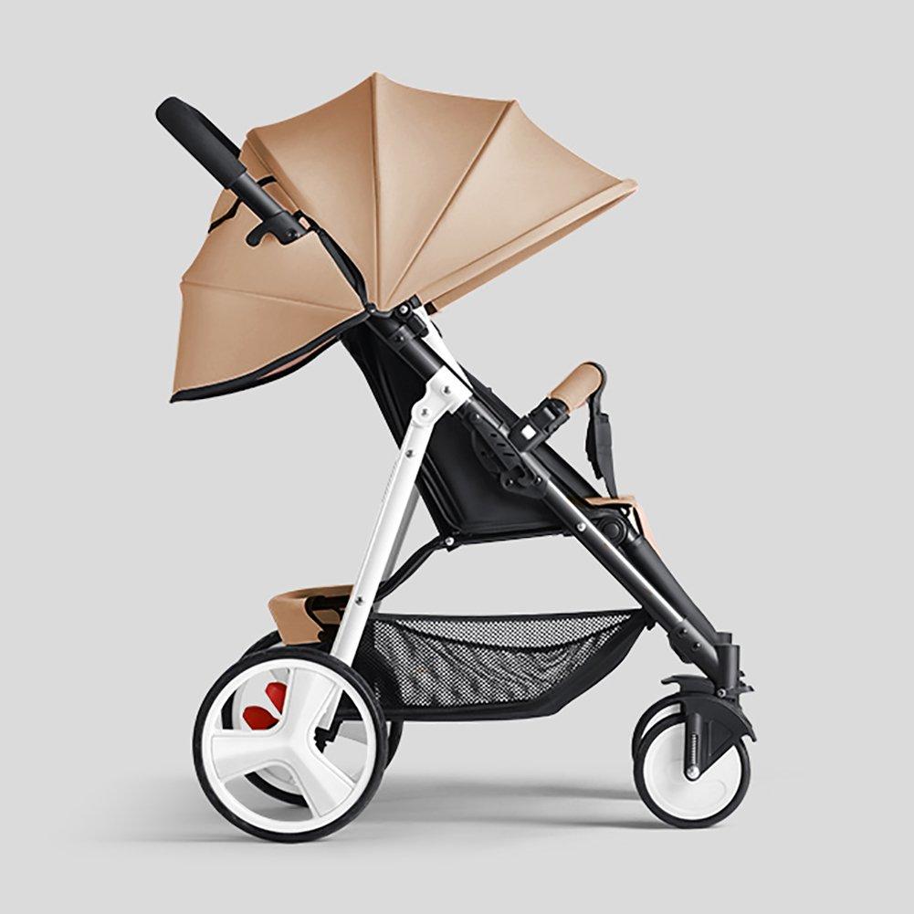 ERRU- Cochecito de bebé puede sentarse Sillas de paseo ...