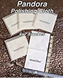 jewelry cloth polishing - Pandora Silver Jewelry & Charms Polishing Cloth