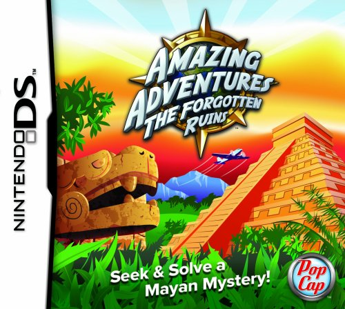 Amazing Adventures: The Forgotten Ruins - Nintendo DS (Popcap Games Ds)