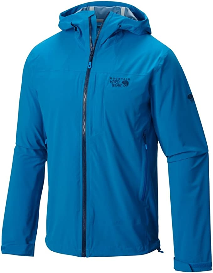 Mountain Hardwear Herren Ozonic Jacke: : Bekleidung