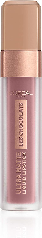 L´Oréal Paris Les Chocolats Labial Líquido Mate