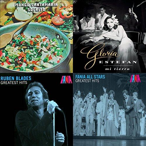 Cocina Latina by Ruben Blades, Eddie Palmieri, Willie Colon, Ismael ...