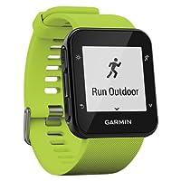 Garmin Forerunner 35 GPS Running Watch con Sensore Cardio al Polso, Connettività Smart e Monitoraggio Attività Quotidiana, Giallo Fluo
