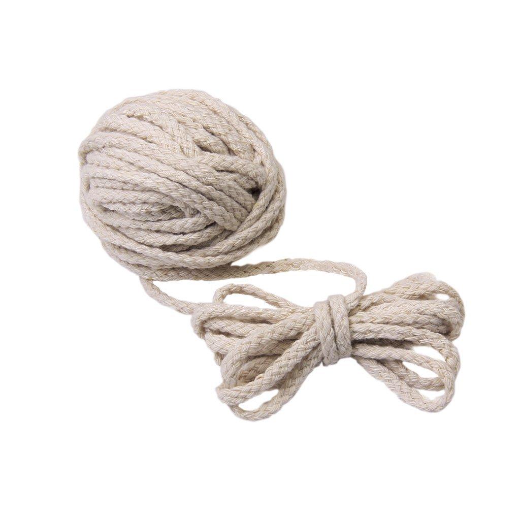 Sonline trenzado de cuerda de algodon para proyectos de costura ...