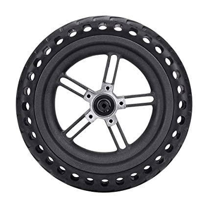 Amazon.com: QUICATCH Compatible for Xiaomi M365 Black Wheel ...