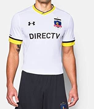 967e1b47e Colo Colo FC Home Shirt 2016 - X-Large  Amazon.co.uk  Sports   Outdoors