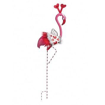 Amazoncom Silvestri Glamingo Flamingo Valentines Day Costume
