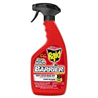 Raid Ant & Roach Barrier Spray, Killer for Listed Bugs, Insect, Spider, For Indoor...