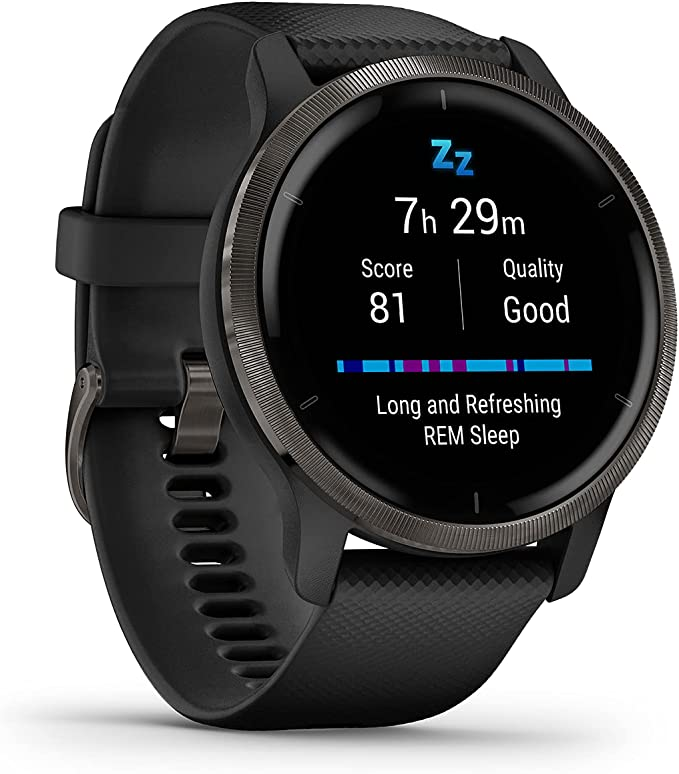 Garmin Pulsoximeter Smartwatch Test