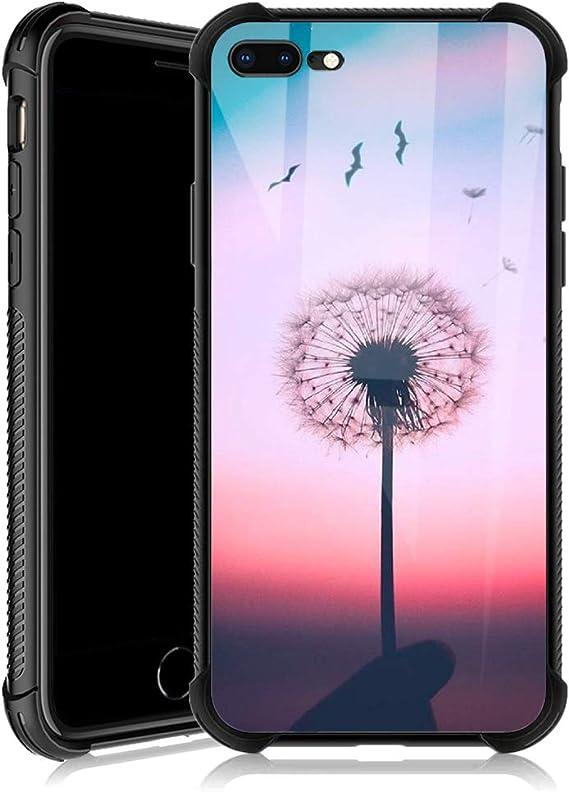 coque iphone 12 dandelion