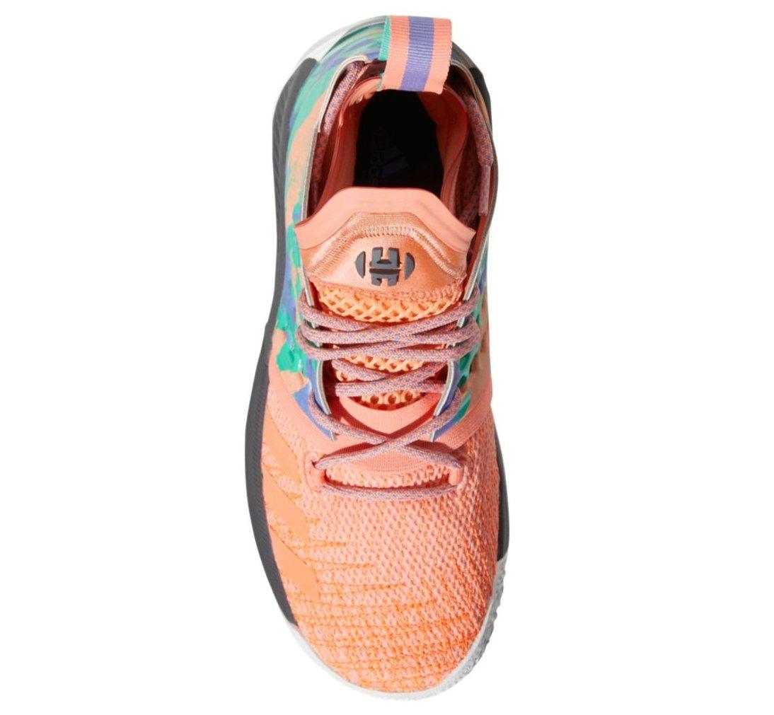 687119fd78b6 adidas Harden Vol. 2 All Star Pack California Dreamin Shoe Junior s ...