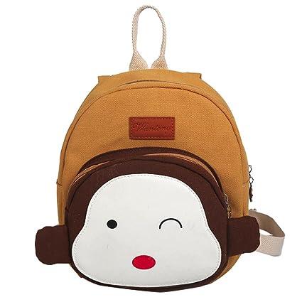 Mochila Niña Escolar, 🐳 Zolimx Mochila Infantil Bebe Unisex Recién Nacido Dibujos Animados Panda