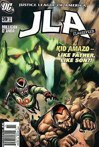 JLA: Classified (2004 series) #39 (Jla Classified Series)