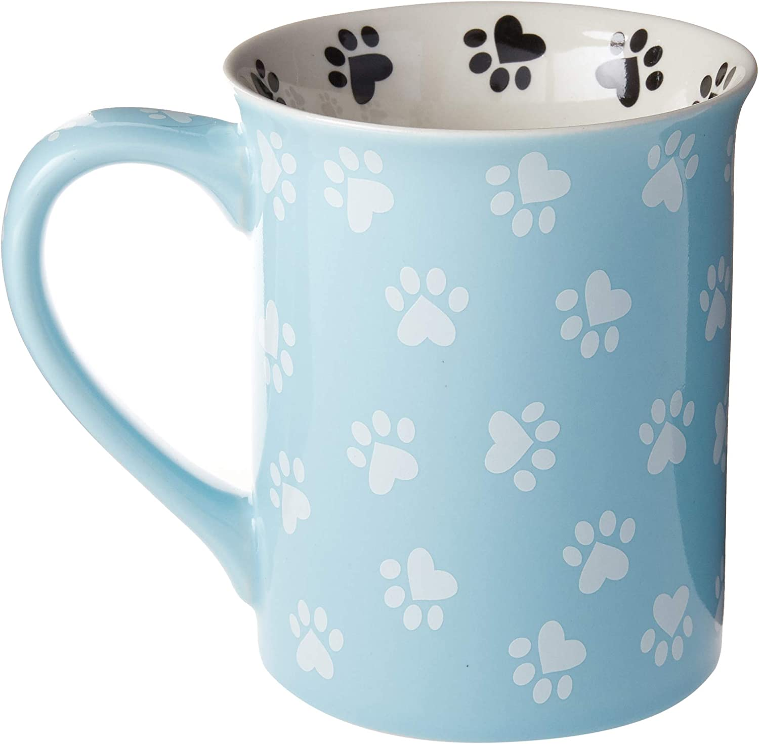 Our Name is Mud 4026109 - Taza con Texto en inglés, Color Azul: Amazon.es: Hogar