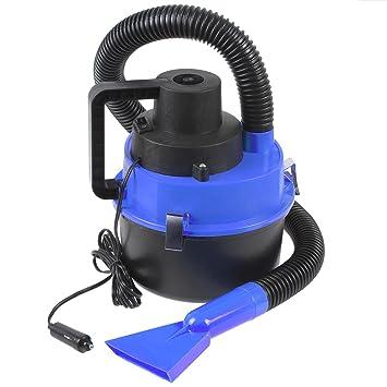 vr-robot 12 V Wet Dry Vac aspiradora inflador portátil Turbo mano para coche o