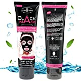 Image of Blackhead Remover Black Mask (100 g) Deep Cleansing Peel-off Mask for Blackheads Remove,Tearing Style Deep Cleansing Purifying - Activated Charcoal, 100 g
