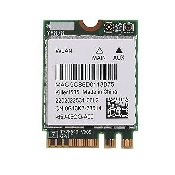 Richer-R Tarjeta Bluetooth WIFI, 2.4G + 5G Bluetooth de ...