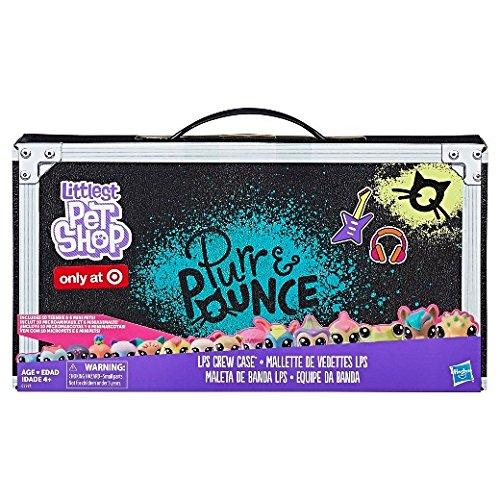 Littlest Pet Shop Purr & Pounce LPS Crew Case - EXCLUSIVE