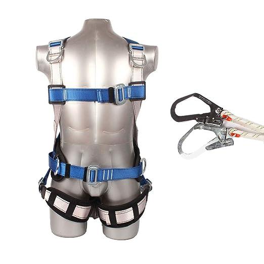 Arnés de seguridad Q&Z para el cuerpo entero con arnés de cuerpo ...