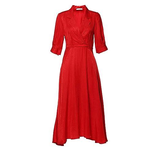 Vestido Rojo De Las Mujeres